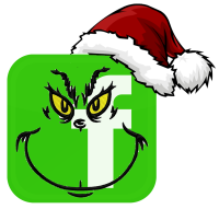 Is Facebook being revealed as a grinch during the holiday season?